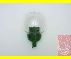 Светильник зеленый 150 мм